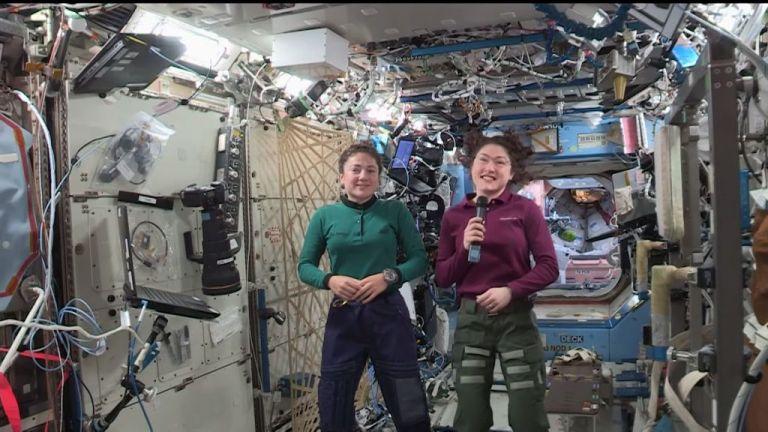 NASA: Στις 21 Οκτωβρίου ο γυναικείος διαστημικός περίπατος | tanea.gr