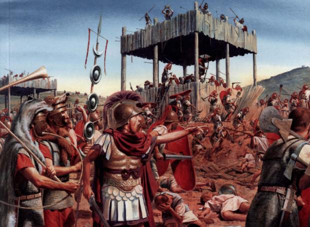 Η μάχη των Φιλίππων : Η αυτοκτονία του Βρούτου και η εμφύλια διαμάχη | tanea.gr