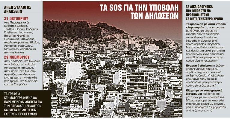 Tips για να μη χαθούν περιουσίες | tanea.gr