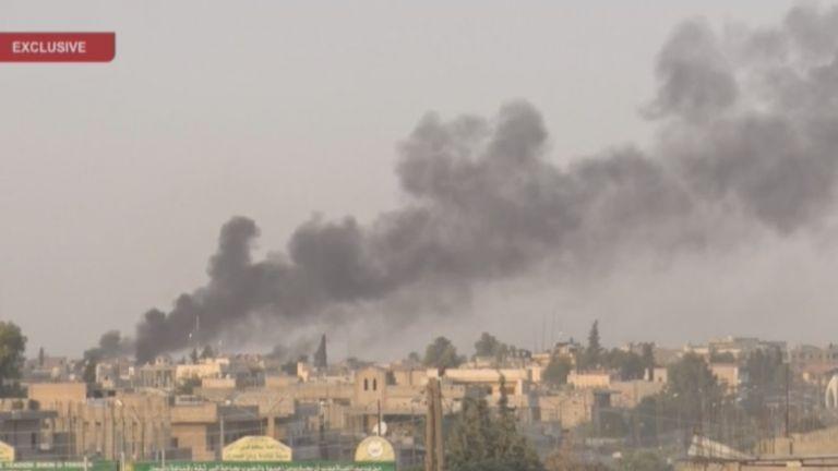 Συρία : Θερίζουν τις κουρδικές πόλεις οι Τούρκοι | tanea.gr