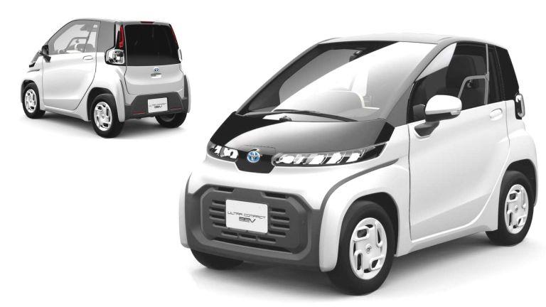 Αυτό είναι το μικρότερο αυτοκίνητο πόλης και έρχεται το 2020 από την Toyota | tanea.gr