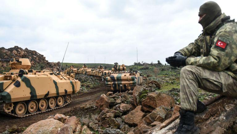 Ρωσία : «Οι Αμερικάνοι εγκατέλειψαν τους Κούρδους στη Συρία» | tanea.gr