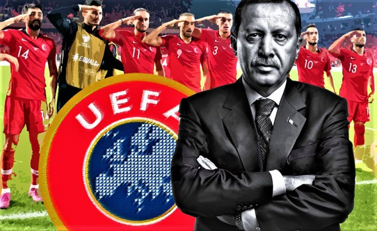 Δείλιασε μπροστά στον Ερντογάν η UEFA | tanea.gr