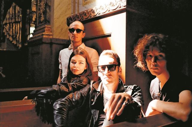 Underground Youth, με δύναμη από το Μάντσεστερ | tanea.gr