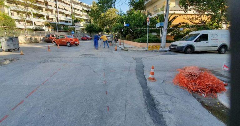 Ξεκίνησε η ανάπλαση της λεωφόρου Ειρήνης στο Νέο Φάληρο από τον Δήμο Πειραιά | tanea.gr