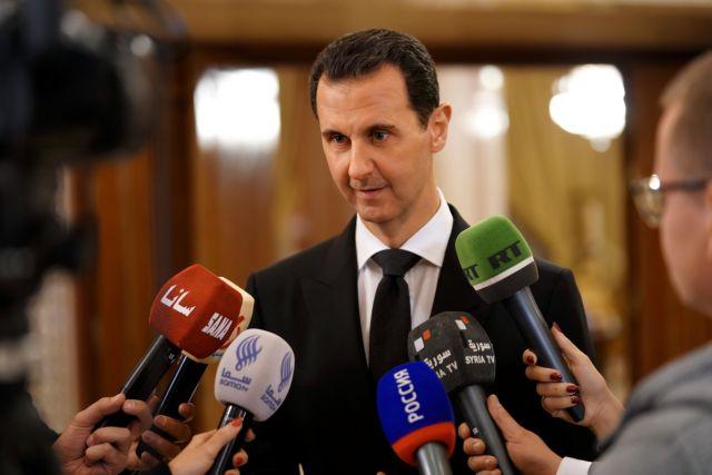 Ο Ασαντ μπαίνει στο παιχνίδι : Στέλνει ομάδα στρατιών στη Βόρεια Συρία | tanea.gr