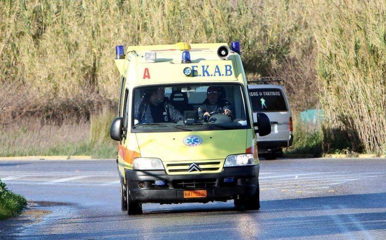 Σοβαρό τροχαίο ατύχημα στο ύψος της Σκαλέτας Ρεθύμνου | tanea.gr