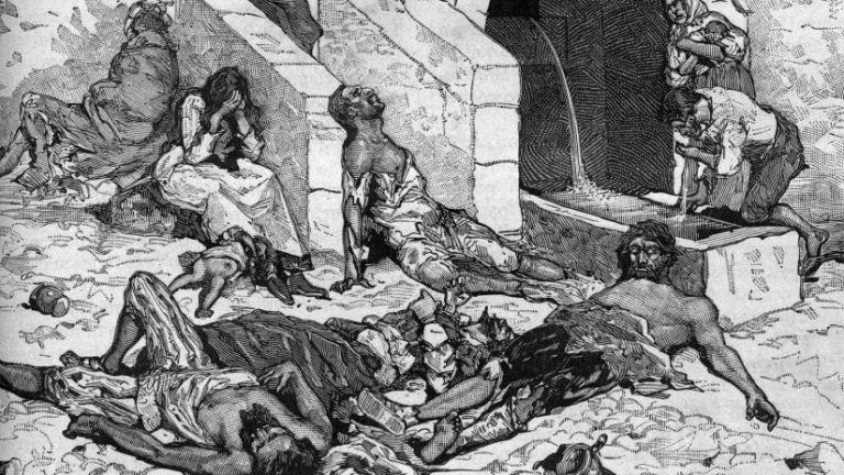 Μαύρος Θάνατος : Από αυτό το μέρος ξεκίνησε η πανώλη που αποδεκάτισε την Ευρώπη | tanea.gr