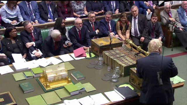 Η ώρα της κρίσης για το Brexit - Συνεδρίαση «θρίλερ» στη βρετανική Βουλή | tanea.gr