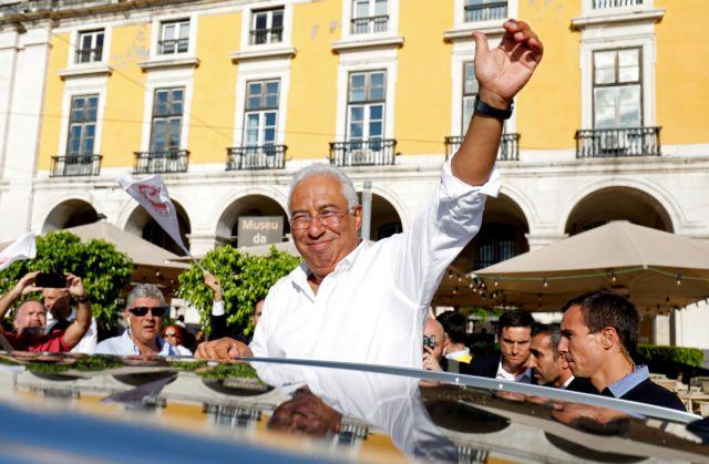 Εκλογές στην Πορτογαλία : Μεγάλο προβάδισμα για τους Σοσιαλιστές του Κόστα | tanea.gr