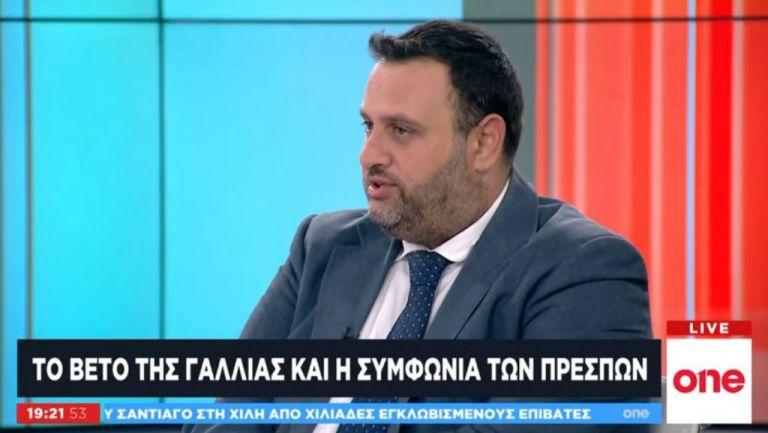 Δεσποτόπουλος : Γιατί ο Μακρόν έβαλε βέτο για Β. Μακεδονία, Αλβανία | tanea.gr