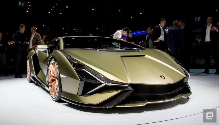 Lamborghini: Nαι στην ηλεκτροκίνηση, αλλά μετά το 2025 | tanea.gr
