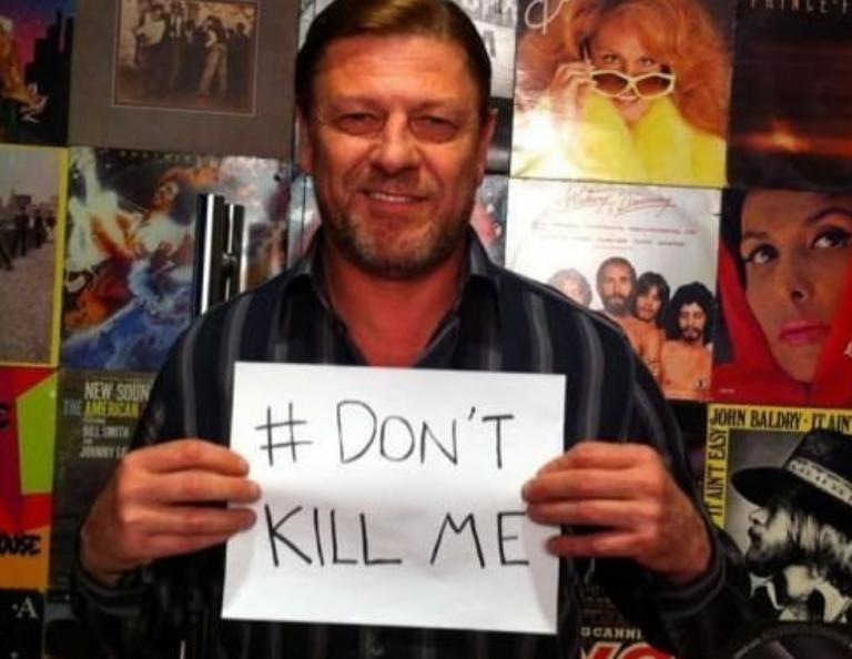 Σον Μπιν : Με έχετε πεθάνει 23 φορές. Φτάνει πια! | tanea.gr