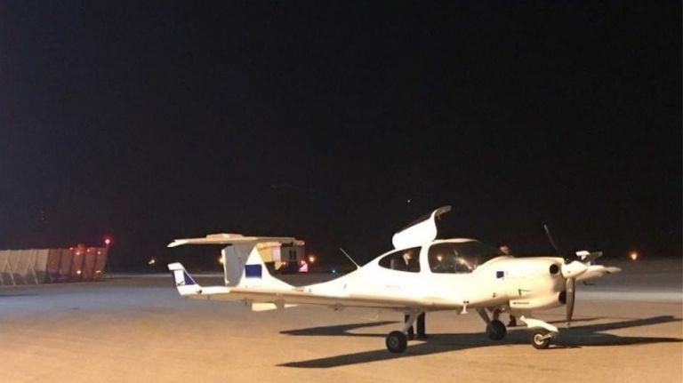 Μυτιλήνη : Aναγκαστική προσγείωση διθέσιου εκπαιδευτικού αεροσκάφους | tanea.gr