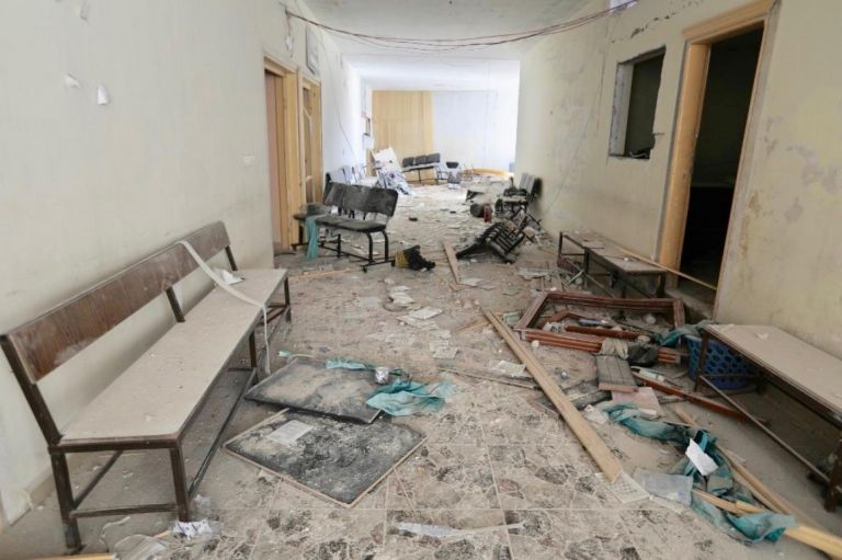 Η Ρωσία διαψεύδει τους NYT για τους βομβαρδισμούς στα νοσοκομεία | tanea.gr
