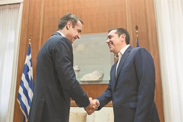 Ο «μουτζούρης» στα χέρια του ΣΥΡΙΖΑ | tanea.gr