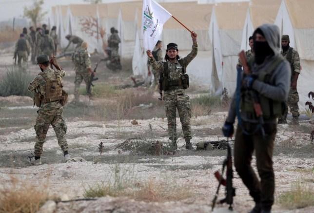 Επιβεβαιώνουν οι ΗΠΑ την απελευθέρωση δεκάδων τζιχαντιστών στη Συρία   tanea.gr