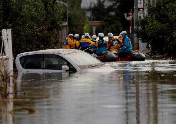 Σαρωτικό το πέρασμα του τυφώνα Χαγκίμπις από την Ιαπωνία   tanea.gr