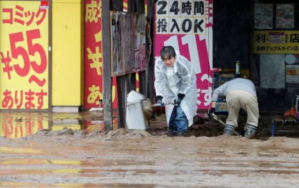 Ιαπωνία : Εφτασαν στους 67 οι νεκροί από τον τυφώνα Χαγκίμπις   tanea.gr