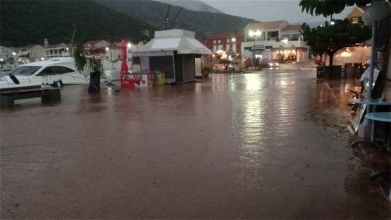 Μεγάλες καταστροφές σε Ήπειρο, Θεσσαλία και Ιόνιο | tanea.gr