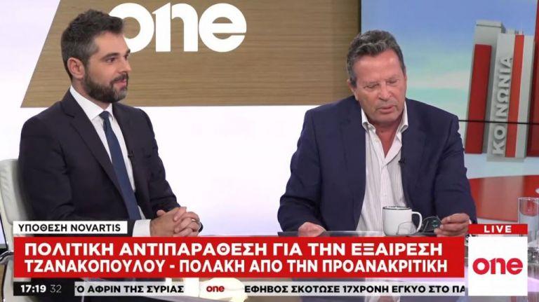 Κύρτσος και Σαρακιώτης για την υπόθεση Novartis και το νομοσχέδιο για το άσυλο | tanea.gr