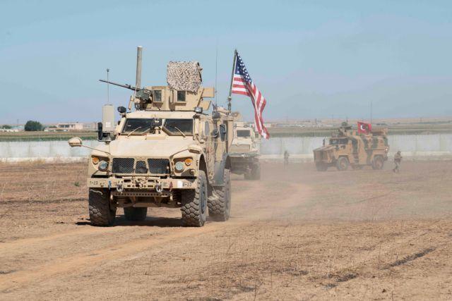 Βοήθεια από Δαμασκό και Μόσχα ζητούν οι Κούρδοι μετά την αποχώρηση των Αμερικανών   tanea.gr