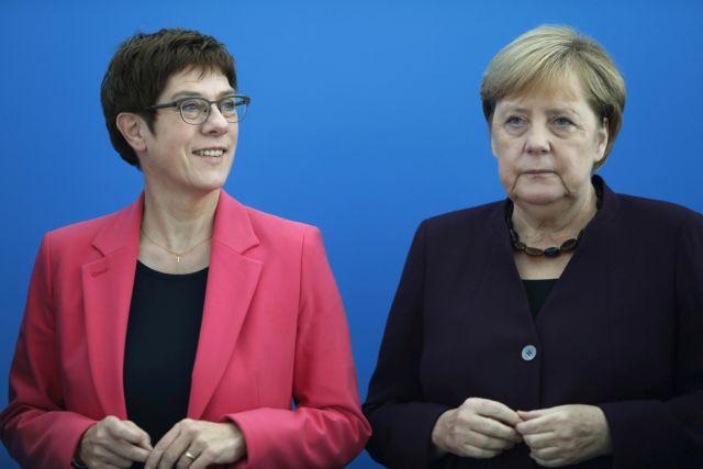 Η Γερμανία θα προτείνει ζώνη ασφαλείας στα τουρκοσυριακά σύνορα | tanea.gr