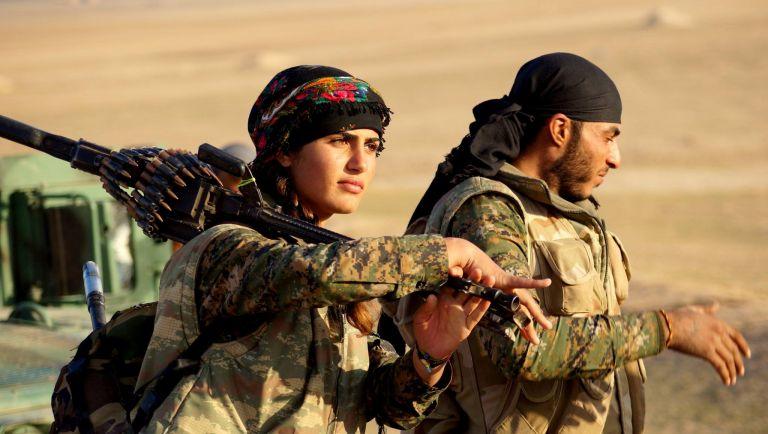 Ξεσηκωμός στην Ουάσιγκτον κατά Τραμπ για την παράδοση των Κούρδων στην Τουρκία | tanea.gr