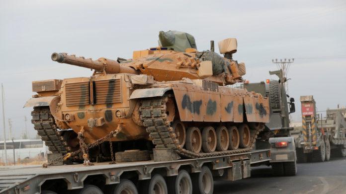 Η Γερμανία αναστέλλει τις εξαγωγές όπλων στην Τουρκία | tanea.gr