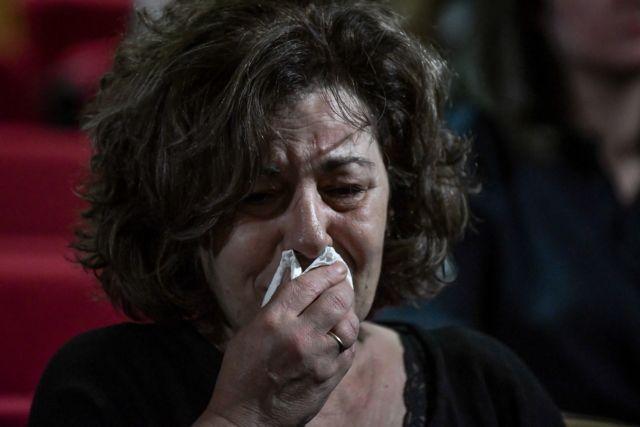 Δίκη Χρυσής Αυγής : Μικροεπεισόδιο με τη Μάγδα Φύσσα κατά την απολογία Αλεξόπουλου | tanea.gr
