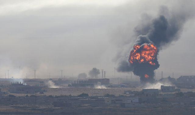 Washington Post : Οι Τούρκοι ήθελαν να χτυπήσουν την αμερικανική βάση | tanea.gr
