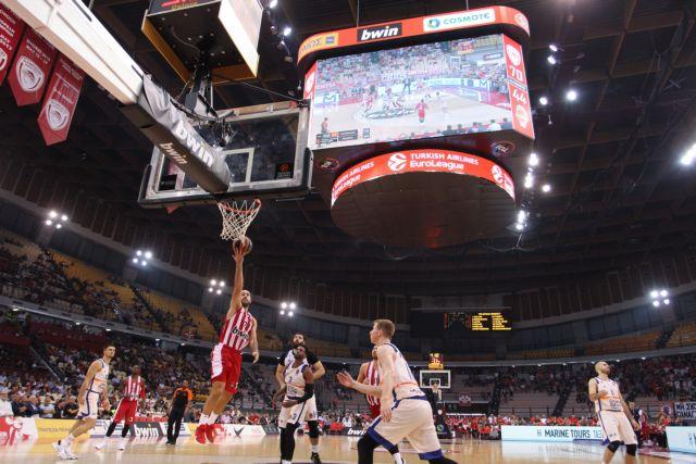 Euroleague : Σαρωτικός κόντρα στη Βαλένθια | tanea.gr