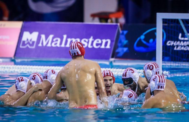 Len Champions League : Προελαύνει ο Ολυμπιακός | tanea.gr
