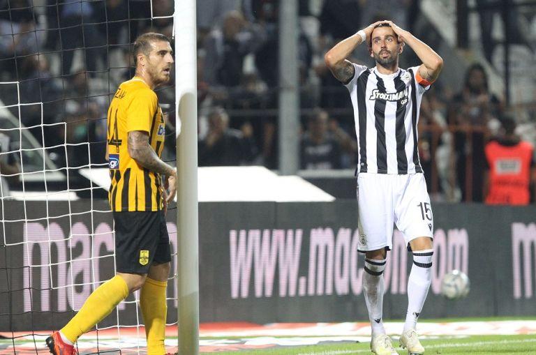 Ο ΠΑΟΚ «μπάζει» στα μετόπισθεν – Έχει δεχθεί 8 γκολ σε 5 αγώνες | tanea.gr