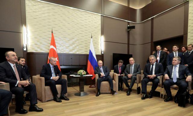Συμφωνία Πούτιν – Ερντογάν : Πήρε τη ζώνη ασφαλείας η Τουρκία, δεν πειράζουν τον Ασαντ | tanea.gr