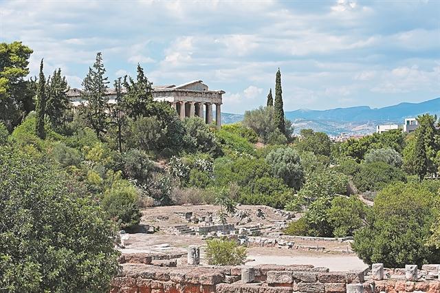 Αρχαία Αγορά (Αδριανού 24) | tanea.gr