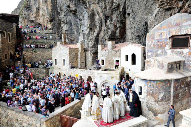 Τον Μάιο του 2020 αναμένεται να ανοίξει η Παναγία Σουμελά   tanea.gr