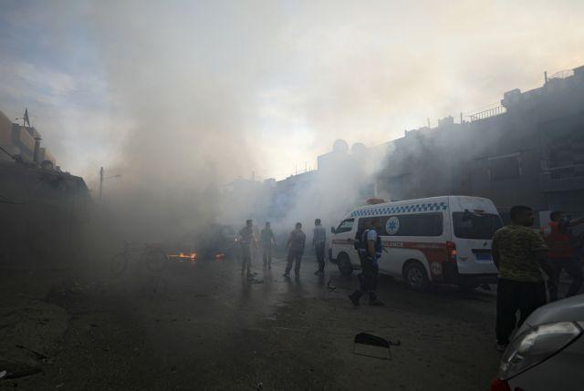 Συρία : Πληροφορίες ότι οι Τούρκοι βομβάρδισαν κατά λάθος Αμερικανούς | tanea.gr