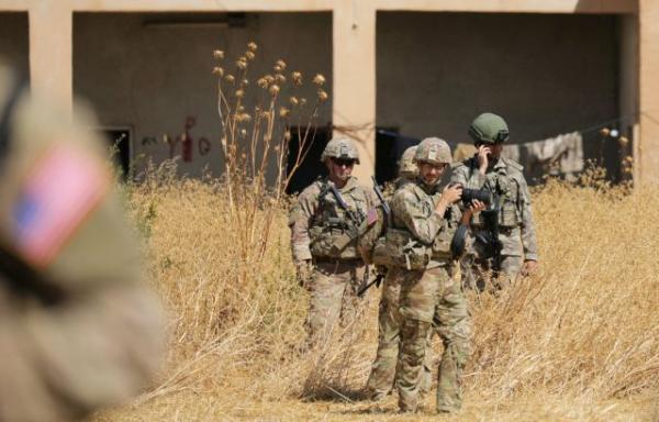 Για προδοσία των Κούρδων στη Συρία μιλούν αμερικανοί αξιωματικοί | tanea.gr