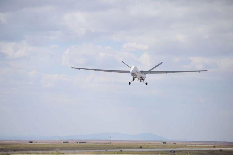 Επίδειξη ισχύος : Τουρκικό drone για πρώτη φορά πάνω από τη Ρω | tanea.gr