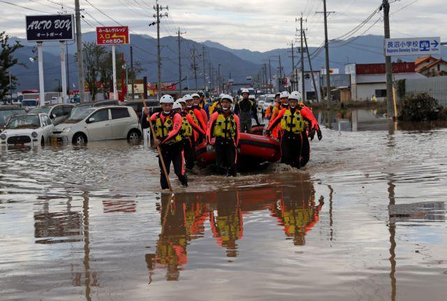 Τυφώνας Χαγκίμπις : Στους 56 οι νεκροί στην Ιαπωνία   tanea.gr