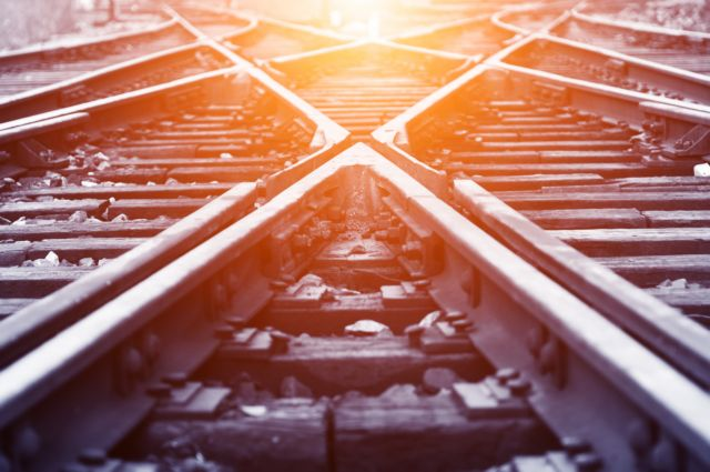 Εκτροχιασμός τρένου στο Λιανοκλάδι | tanea.gr