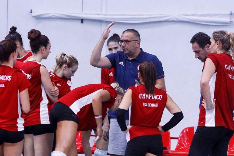 Κοβάτσεβιτς : Ικανοποιημένος από την εμφάνιση του Ολυμπιακού στην Κύπρο | tanea.gr