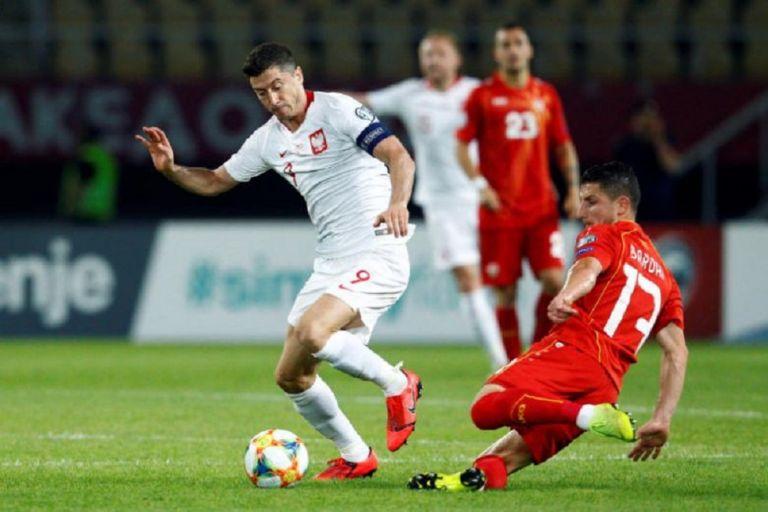 Πολωνία-Βόρεια Μακεδονία 2-0 | tanea.gr