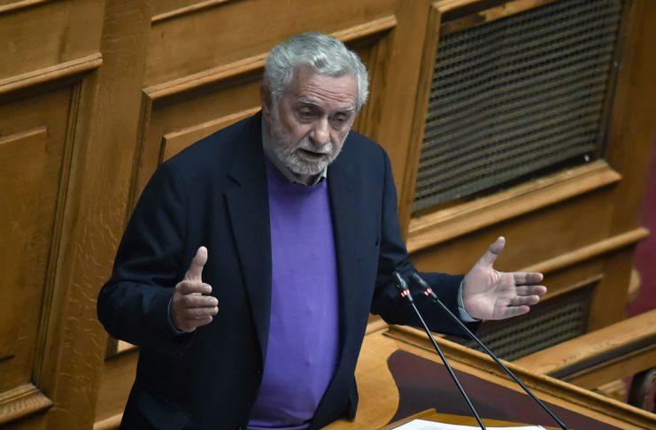 Δρίτσας: Οργή στο Twitter για τα περί βιασμών παιδιών στη Μόρια | tanea.gr