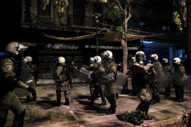 ΕΣΗΕΑ: Καταγγέλλουμε τα κρούσματα αστυνομικής βίας εις βάρος δημοσιογράφων | tanea.gr