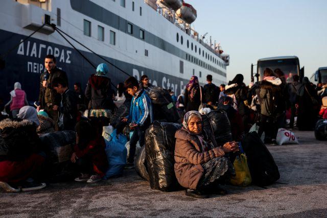 Ασταμάτητες οι αφίξεις μεταναστών στα νησιά | tanea.gr