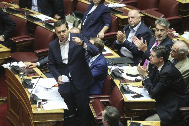 Τσίπρας: Η κυβέρνηση τηρεί επιεική στάση στα εγκλήματα του «λευκού κολάρου» | tanea.gr