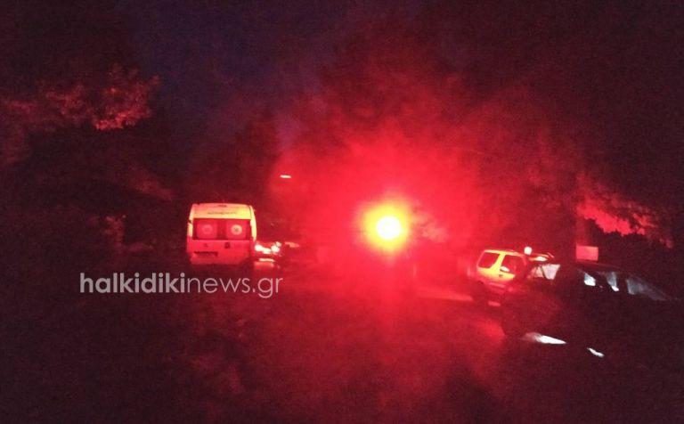 Χαλκιδική: Εσωσαν νεαρή οδηγό που έπεσε σε χαράδρα | tanea.gr