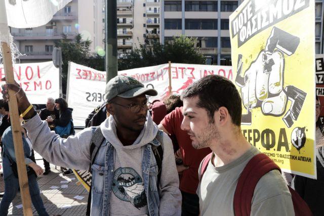 Βίντεο με τα συνθήματα μετά την απολογία Μιχαλολιάκου   tanea.gr
